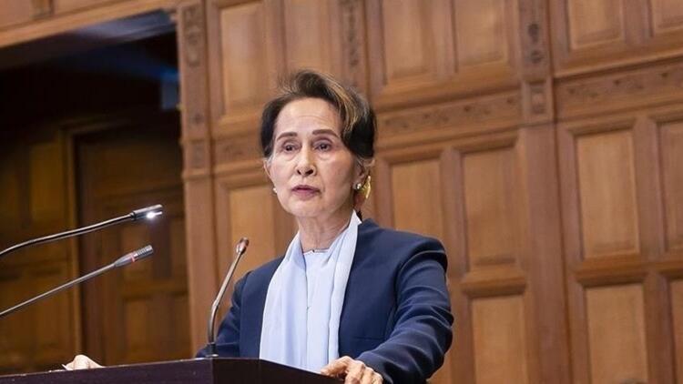 Suu Çii'nin yargılandığı davanın ikinci duruşması yapıldı