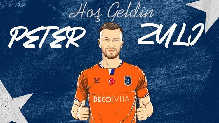 Son dakika: Başakşehir Peter Zulj transferini açıkladı!