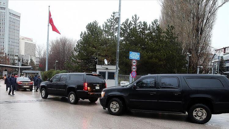 Son dakika: ABD'den Türkiye'ye Kabil havaalanı ziyareti! - Son Dakika  Haberleri İnternet