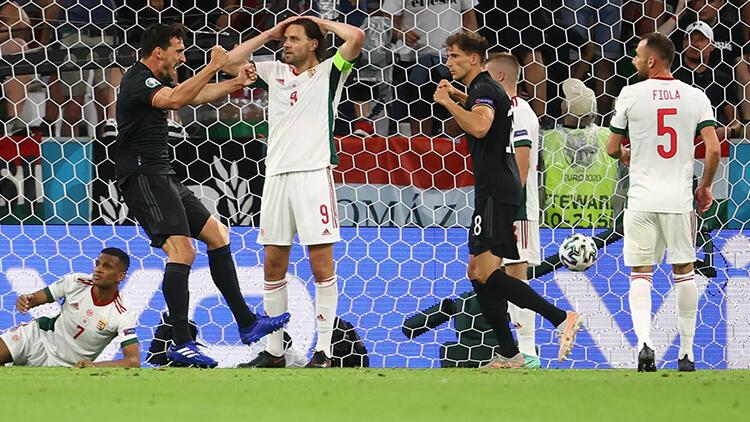 Son dakika haberi... EURO 2020'de grup maçları tamamlandı! Son 16 turu eşleşmeleri...