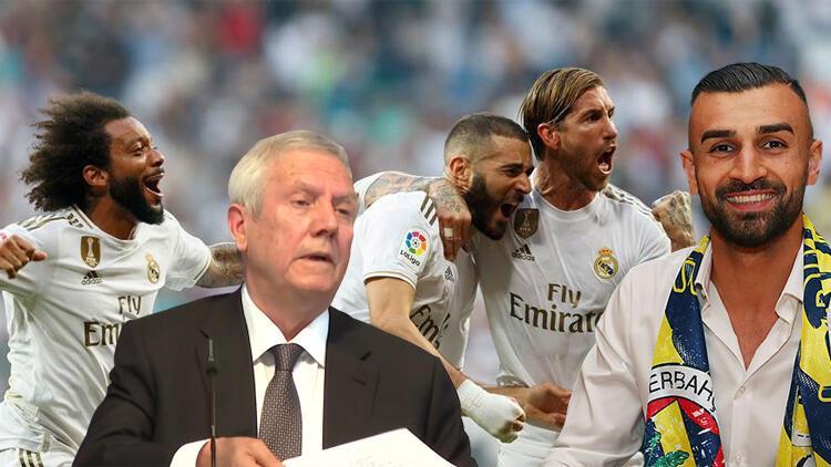 Son Dakika: Aziz Yıldırım'dan Serdar Dursun eleştirisi! 'Sergio Ramos, Marcelo, Dzeko boşta, onları al!'