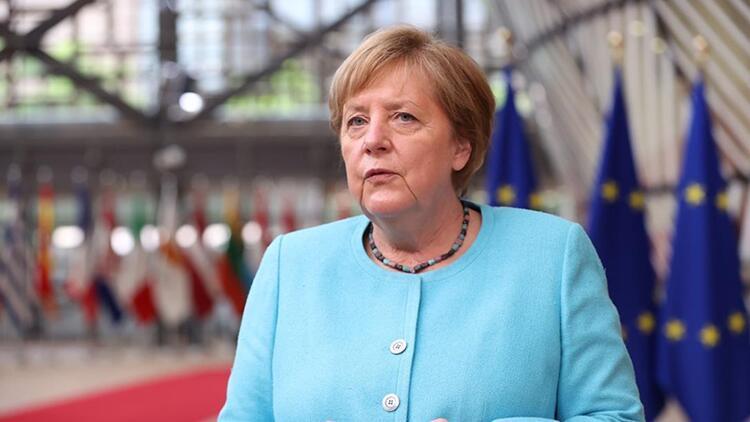 Merkel'den 'Delta varyantı' açıklaması
