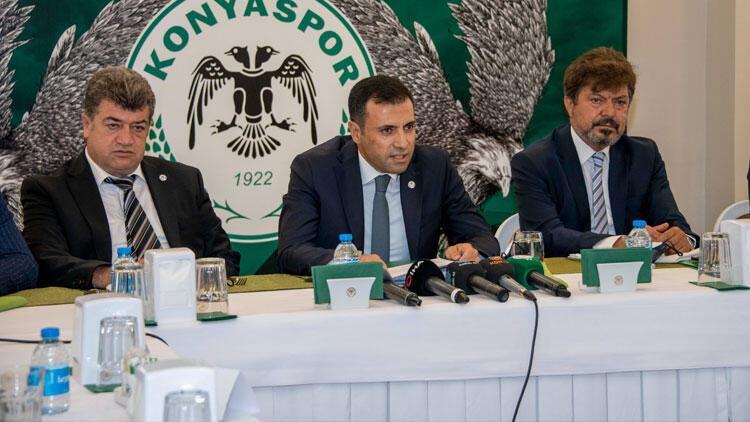 Konyaspor Başkanı Fatih Özgökçen: 'Şehrin gücünü birleştirmeliyiz'