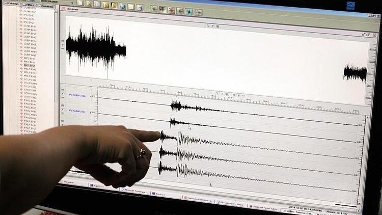 Son dakika: Van'ın Tuşba ilçesinde 3.5 büyüklüğünde deprem