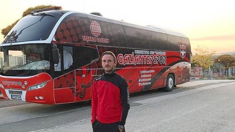 Gaziantepspor'a kefil olan teknik direktör Burak Şar'a icra!