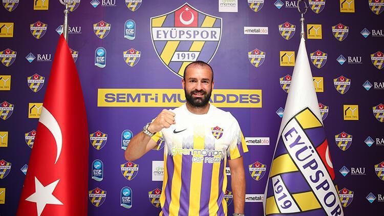 Eyüpspor, tecrübeli sol bek Mehmet Uslu'yu transfer etti