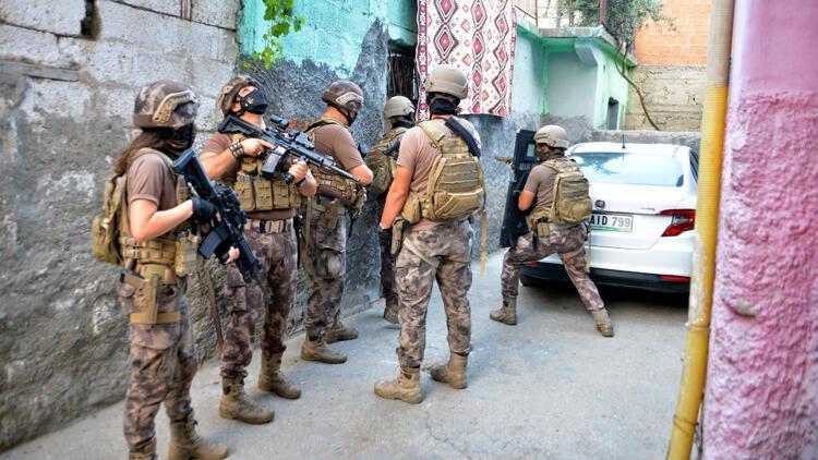 Adana'da çıkar amaçlı suç örgütüne operasyon: Gözaltılar var