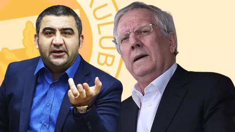 """Ümit Özat, Ali Koç-Aziz Yıldırım tartışmasına dahil oldu! """"Cimbomlu olma"""""""