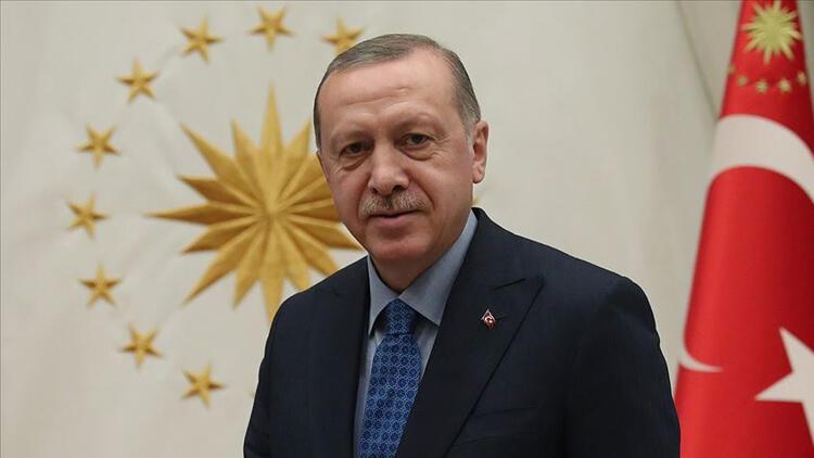 Cumhurbaşkanı Erdoğan'dan YKS'ye gireceklere başarı mesajı