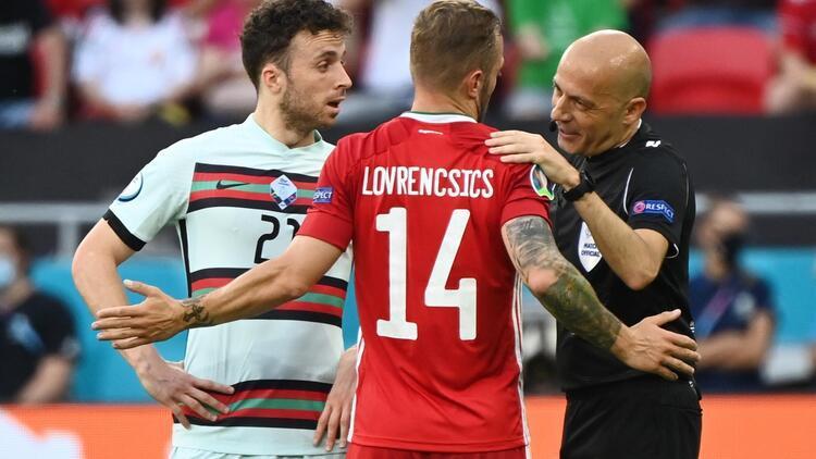 Son dakika: Cüneyt Çakır'a EURO 2020'de kritik görev!