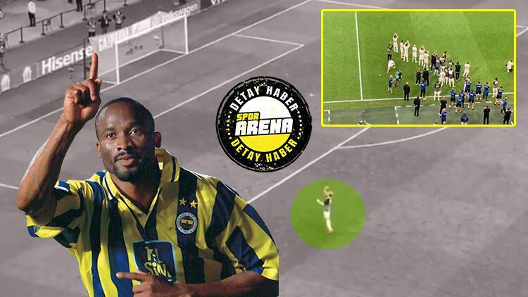 EURO 2020'de Fenerbahçe selamı! Herkes Kjaer sanıyordu, film gibi hikaye ortaya çıktı...