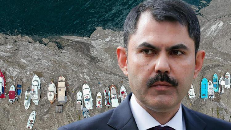 Bakan Kurum müsilaj ile mücadelede güncel rakamları açıkladı