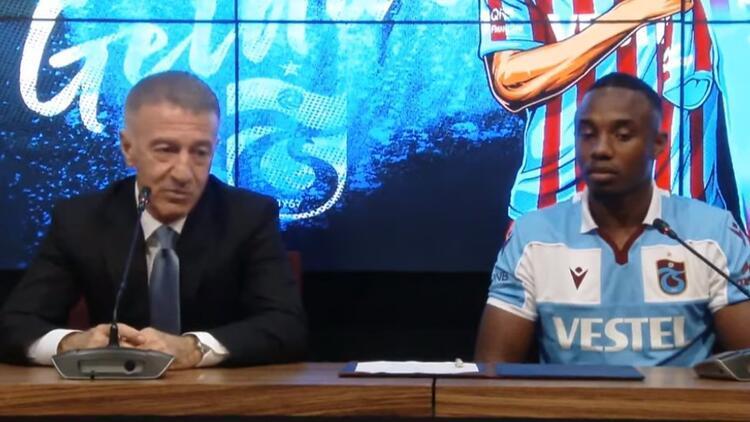 Son Dakika: Trabzonspor, Fode Koita ile 3 yıllık sözleşme imzaladı