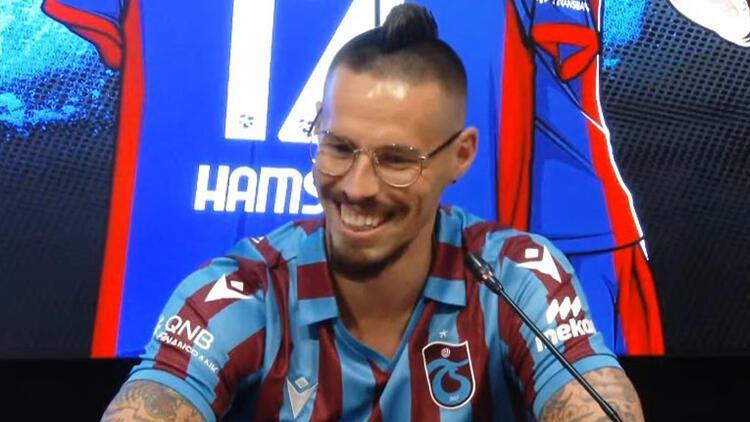 Son Dakika: Trabzonspor'da Marek Hamsik imzayı attı! İşte o sözler...