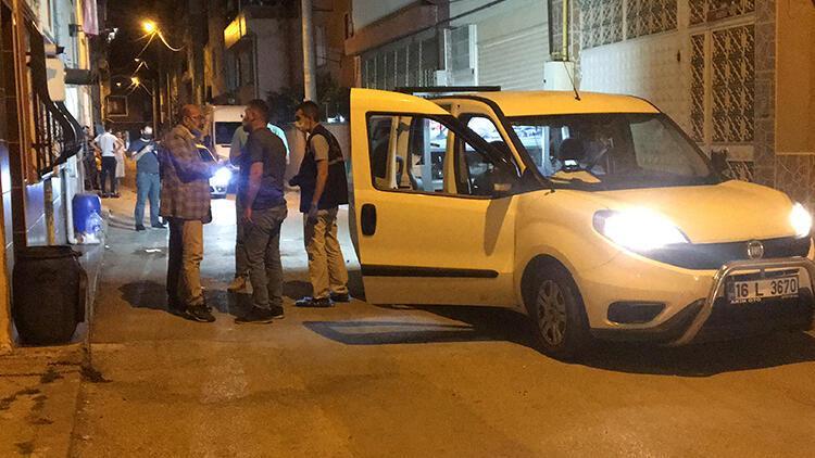 Bursa'da çocuğunun üzerine su döken kadının eşiyle tartıştı, öldürüldü