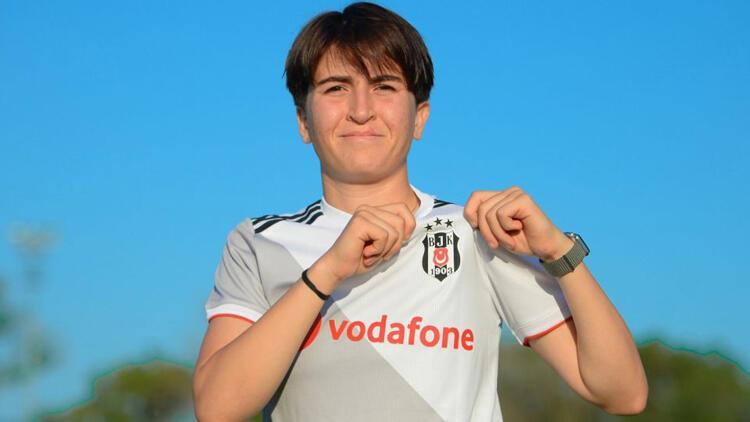 Beşiktaş Vodafone Kadın Futbol Takımı'nda transfer