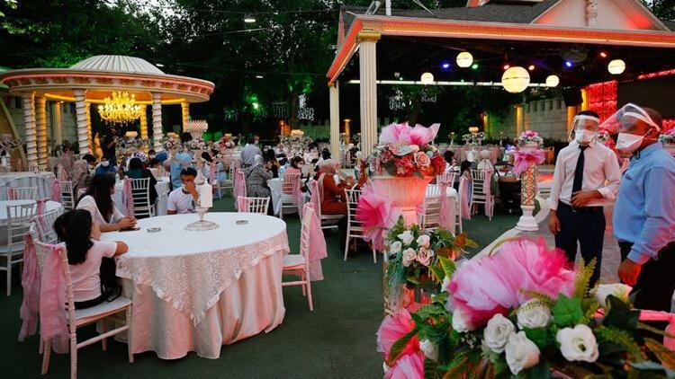 Düğün sektörünü yoğun mesai bekliyor