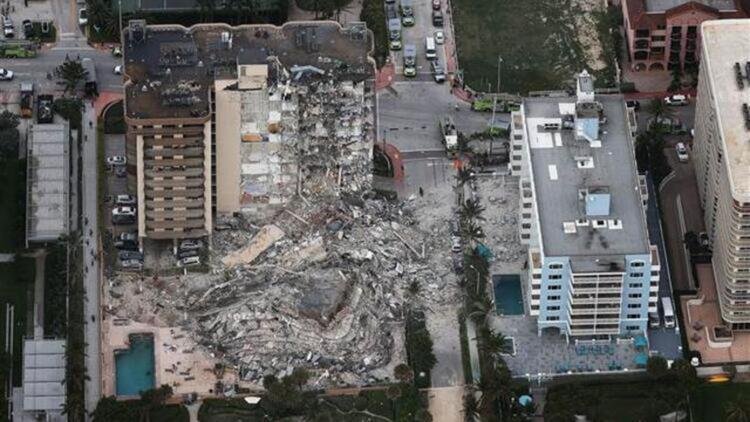 Miami'deki yıkılan binada bilanço ağırlaşıyor!