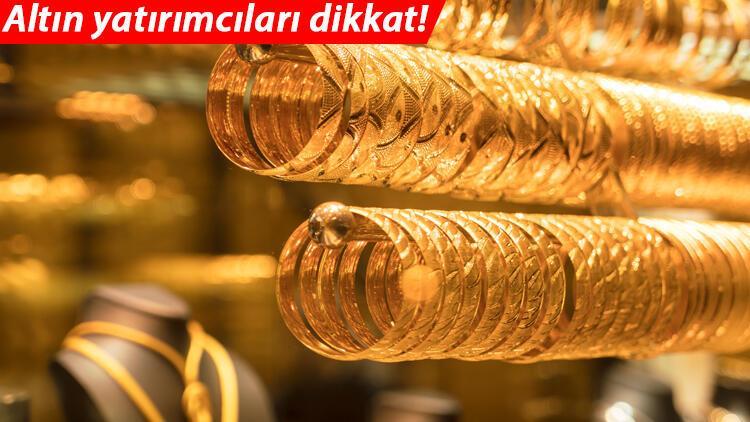 Altın fiyatlarında neler bekleniyor İşte uzman yorumları