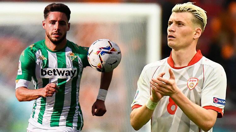 Son Dakika Transfer Haberi: Galatasarayda sol bek arayışı sürüyor Alex Morenoda yan çizildi, Ezgjan Alioski ise el yaktı
