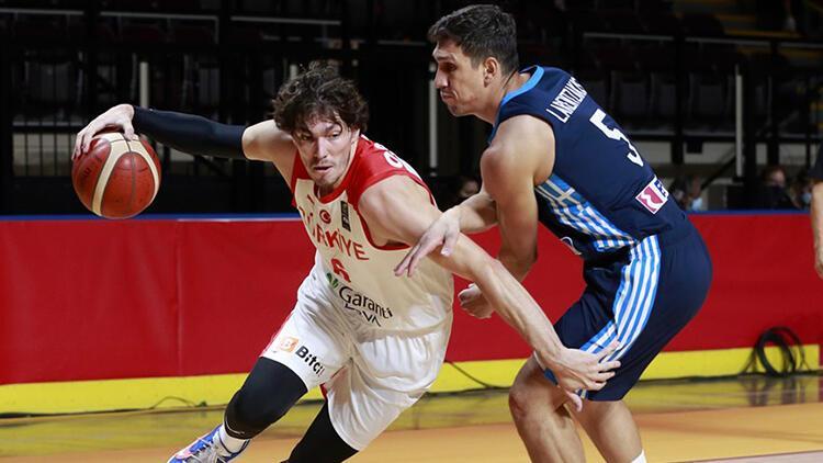 Türkiye 63-81 Yunanistan (Maç Özeti)