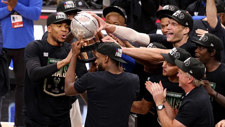 NBAde finalin adı belli oldu 1974ten sonra...