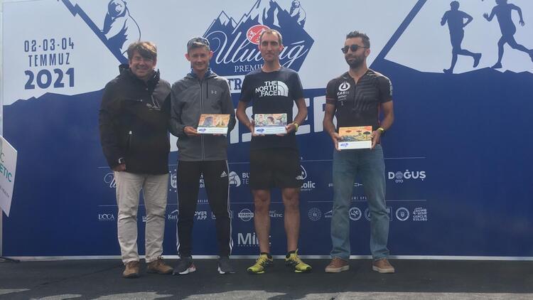 Türkiye'nin uzun soluklu maratonu Uludağda gerçekleşti