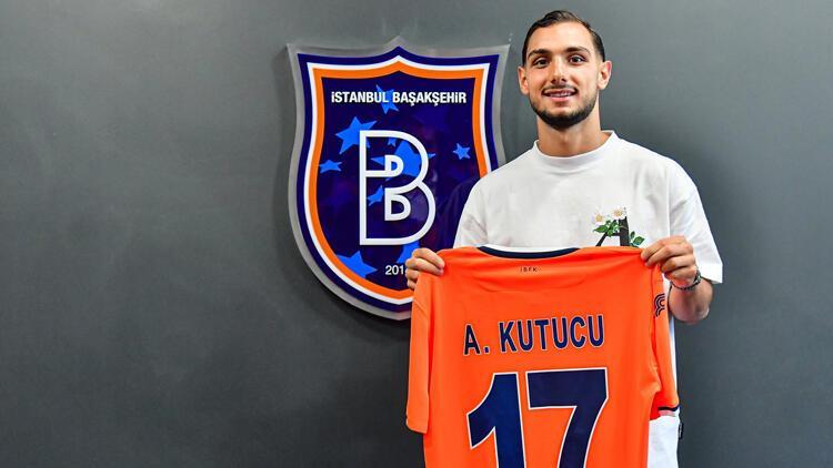 Son Dakika Transfer Haberi: Ahmet Kutucu, Başakşehirde