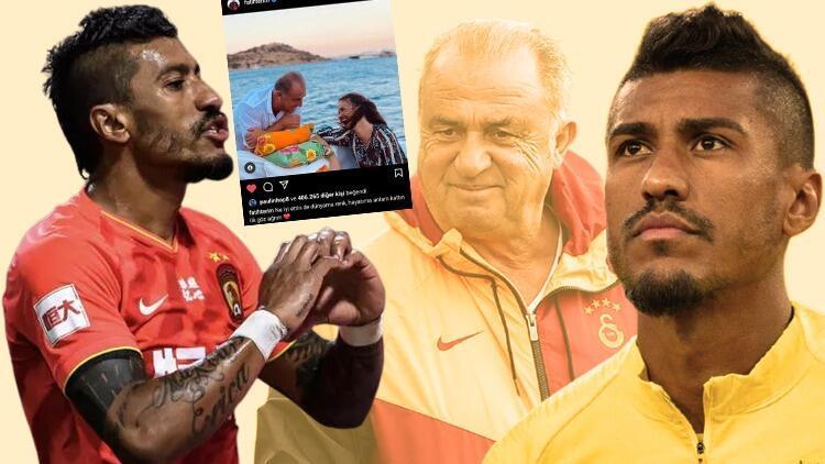 Son Dakika Haberi... Galatasaray taraftarını heyecanlandıran Paulinhodan flaş transfer itirafları Teklifi açıkladı