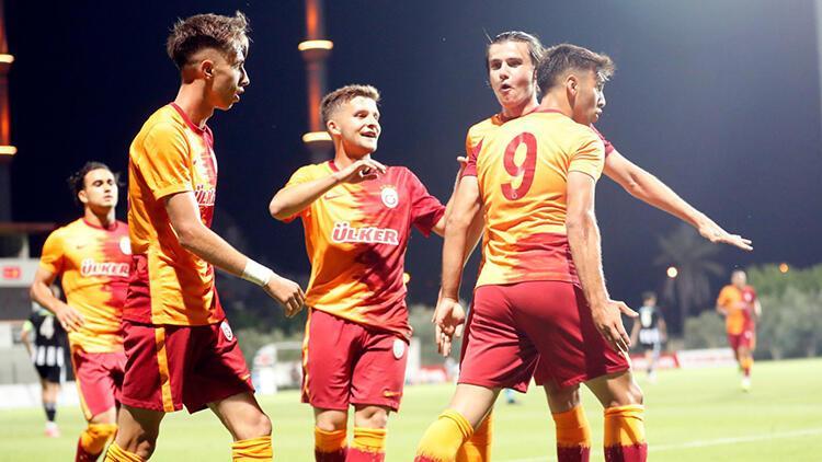 U19 Gelişim Liginde Galatasaray, Beşiktaşı uzatmada mağlup etti Eren Aydın...