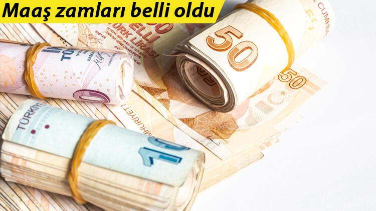 Son dakika... Enflasyon rakamları açıklandı.. İşte zamlı memur ve emekli maaşları