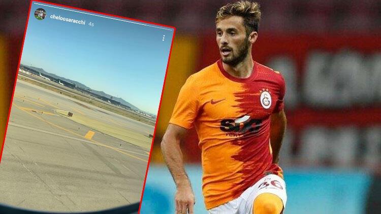 Son dakika transfer haberi: Galatasaraydan ayrılan Saracchinin yeni takımı belli oldu
