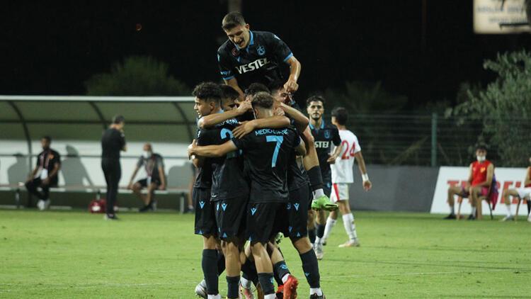 Rakiplerini yenen Kasımpaşa ile Trabzonspor, yarı finale yükseldi