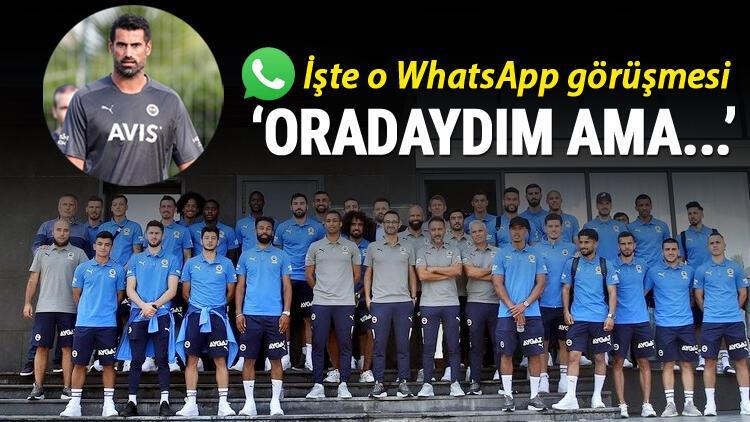Son Dakika Fenerbahçe Haberi: Volkan Demirel geleceği hakkında konuştu Oradaydım ama...