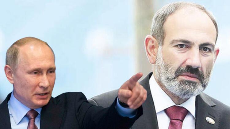 Putin ile Paşinyan yarın Moskovada görüşecek