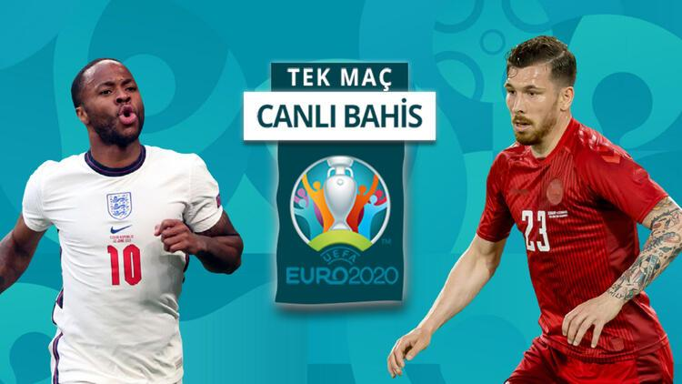 İtalyanın EURO 2020 finalindeki rakibi hangi takım olacak İngiltere-Danimarka maçında öne çıkan iddaa tahmini...