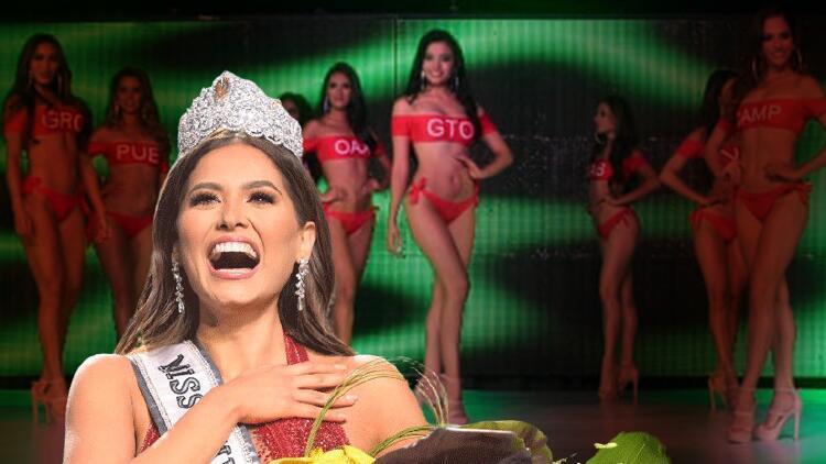 Güzellik yarışmasında koronavirüs skandalı
