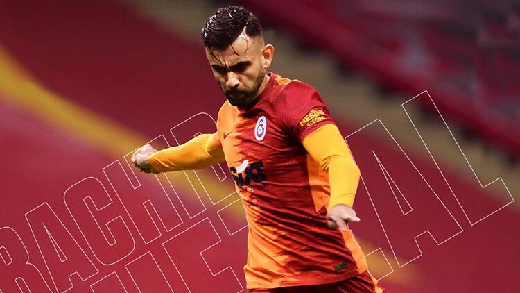 Son Dakika Transfer Haberi: Rachid Ghezzaldan Galatasaray cevabı Beşiktaşta kalacak mı