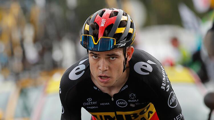 Fransa Bisiklet Turunun 11. etabını Wout van Aert kazandı
