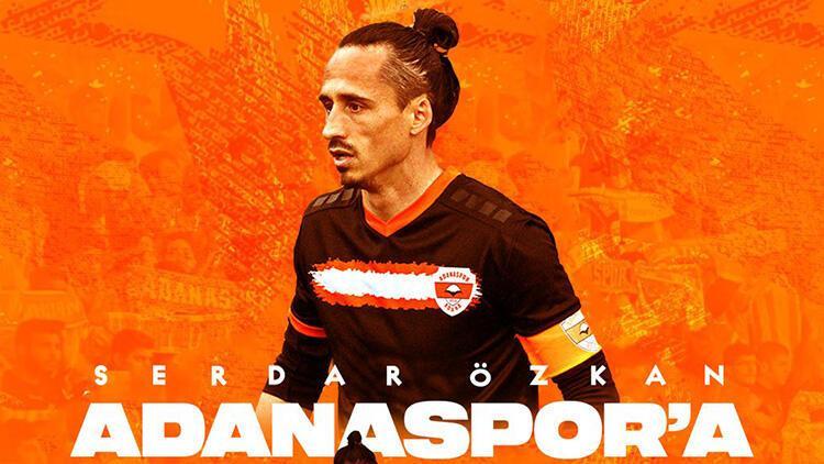 Adanaspor, Serdar Özkan ile sözleşme yeniledi