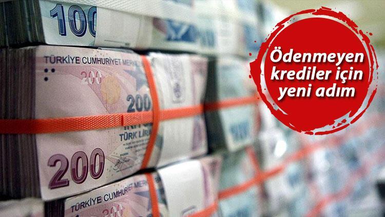 Son dakika... BDDKdan ödenmeyen krediler için yeni adım