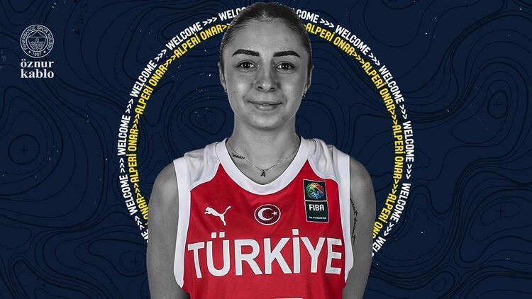 Alperi Onar, Fenerbahçe Öznur Kabloda