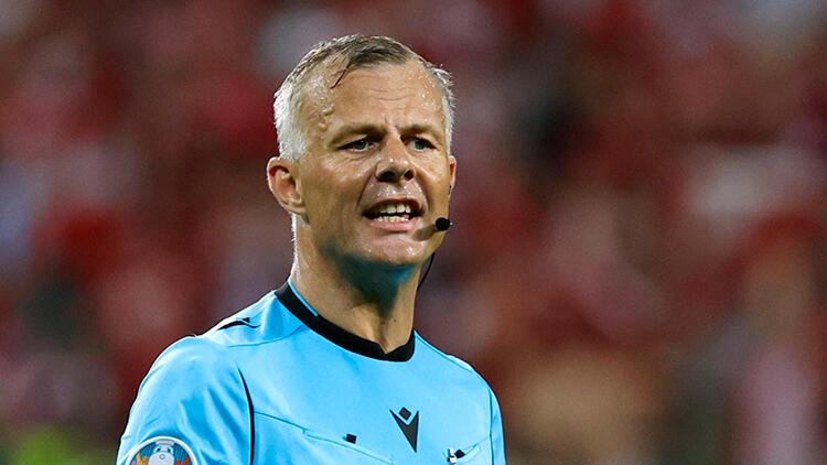 Son Dakika Haberi... EURO 2020de İtalya-İngiltere finalini Björn Kuipers yönetecek