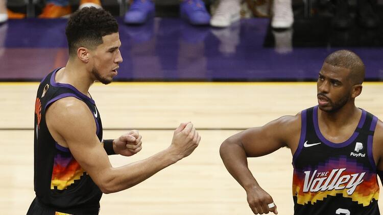 NBA'de Gecenin Sonuçları: Bucks'ı 118-108 yenen Suns, final serisini 2-0 yaptı