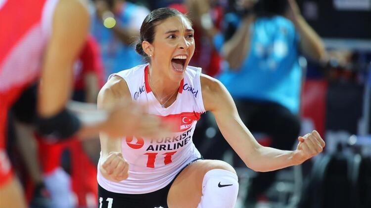 Naz Aydemir, Tokyo Olimpiyatları'ndan umutlu