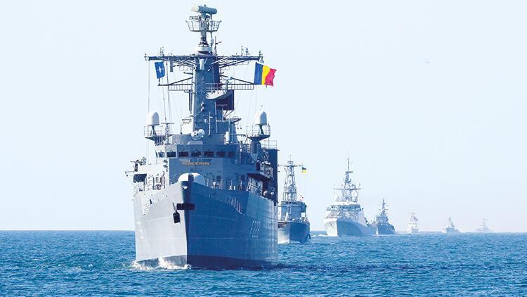 NATO tatbikatı Rusya'ya mesajla bitti: Karadeniz kimseye ait değil
