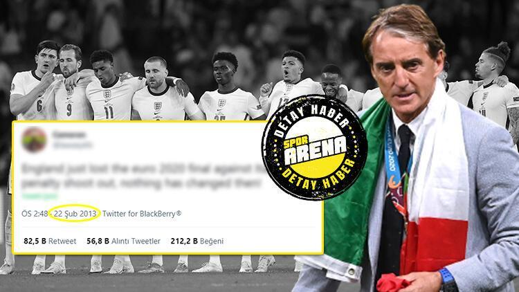Son Dakika: EURO 2020de İtalya - İngiltere finalinde olacakları 8 yıl önce bilmiş İnanılmaz paylaşım...