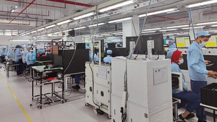 Türkiye'de fabrika kuran Oppo, global üretim kapasitesini artırdı