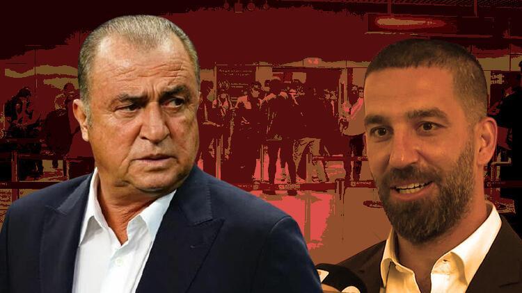 Son Dakika: Galatasaray kafilesi yurda döndü Fatih Terim ve Arda Turandan sert tepki Kimse böyle davranamaz