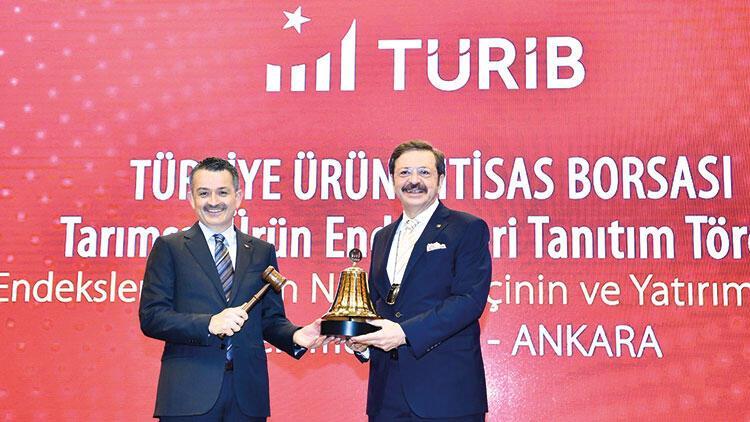 Türkiye Ürün İhtisas Borsası'nın tarımsal ürün endeksleri yayımlanmaya başladı: Tarım piyasasına şeffaf takip